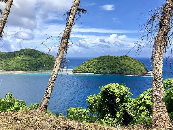 KH8/OZ1RH KH8/OZ0J Масефау, Американское Самоа