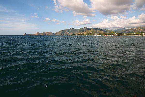 Тимор Лесте 4W/YB3MM 4W/YB3LZ Порт Дили