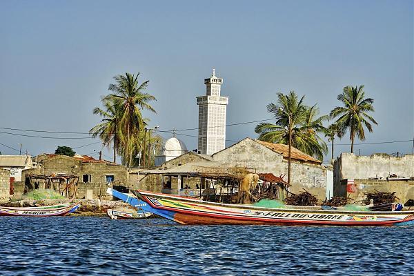 6W/ON4AZP Фалиа, Сенегал