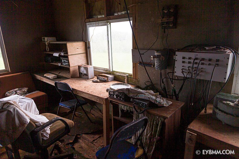 Старая радиостанция