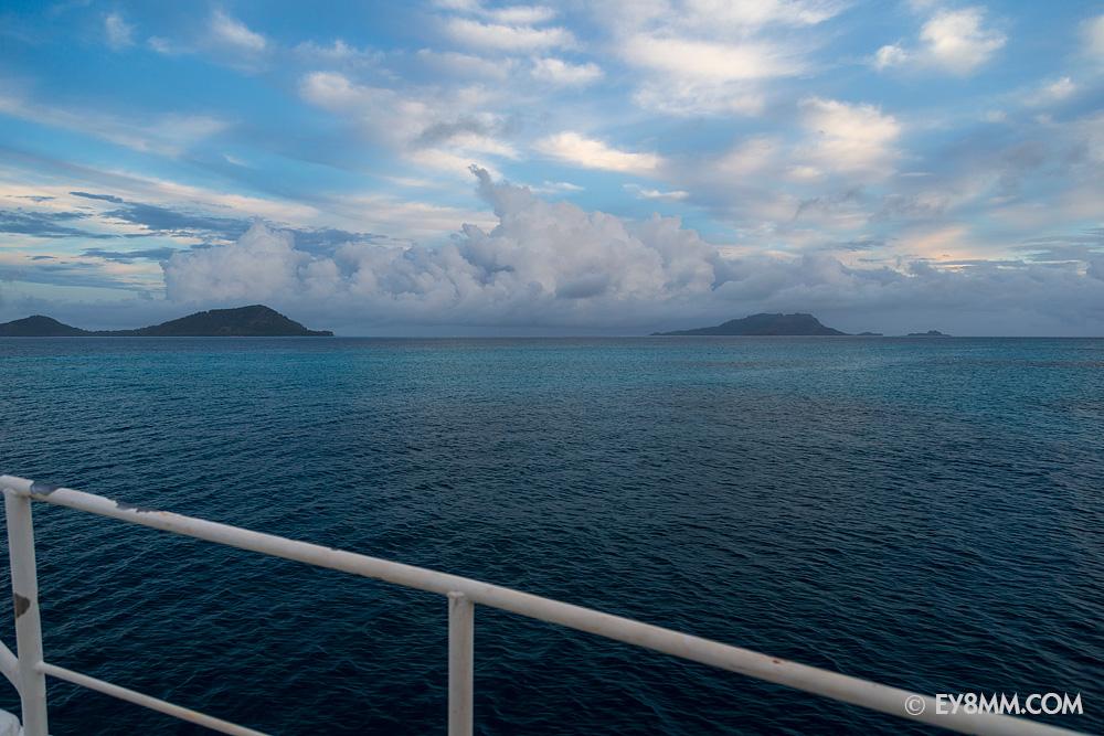 Средь островов архипелага Гамбье