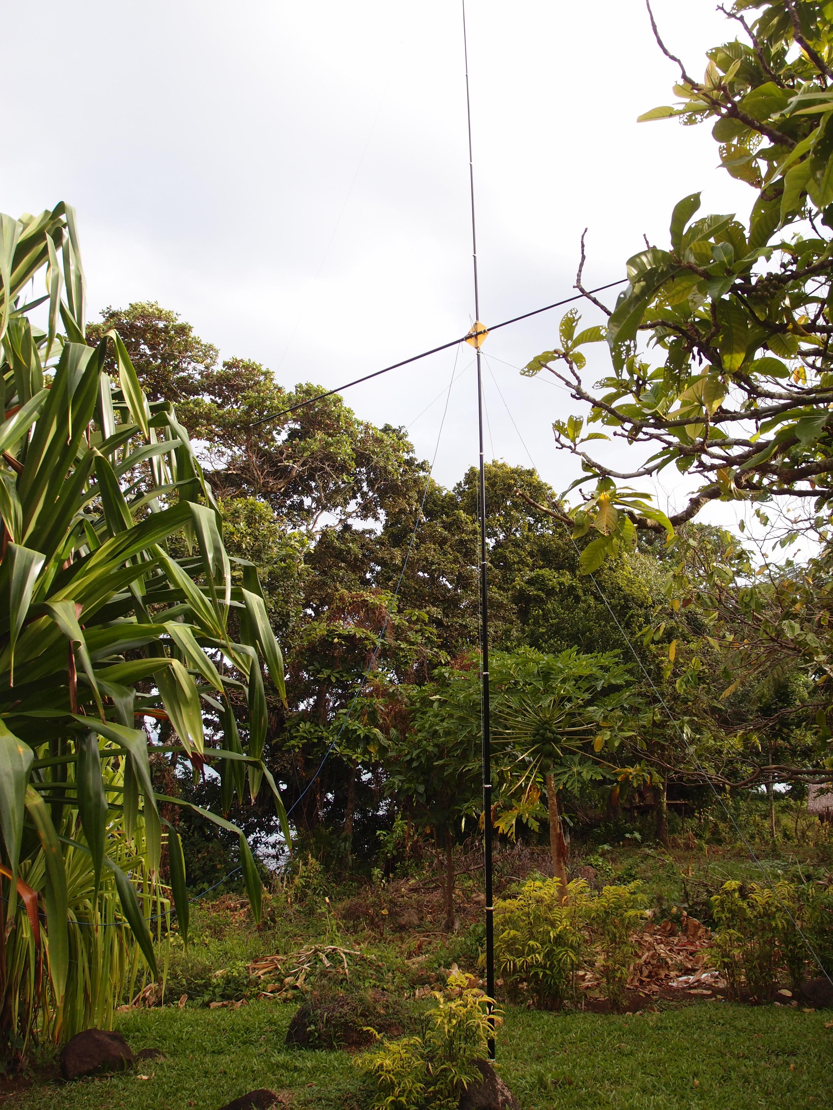 Экспедиционная направленная антенна VDA