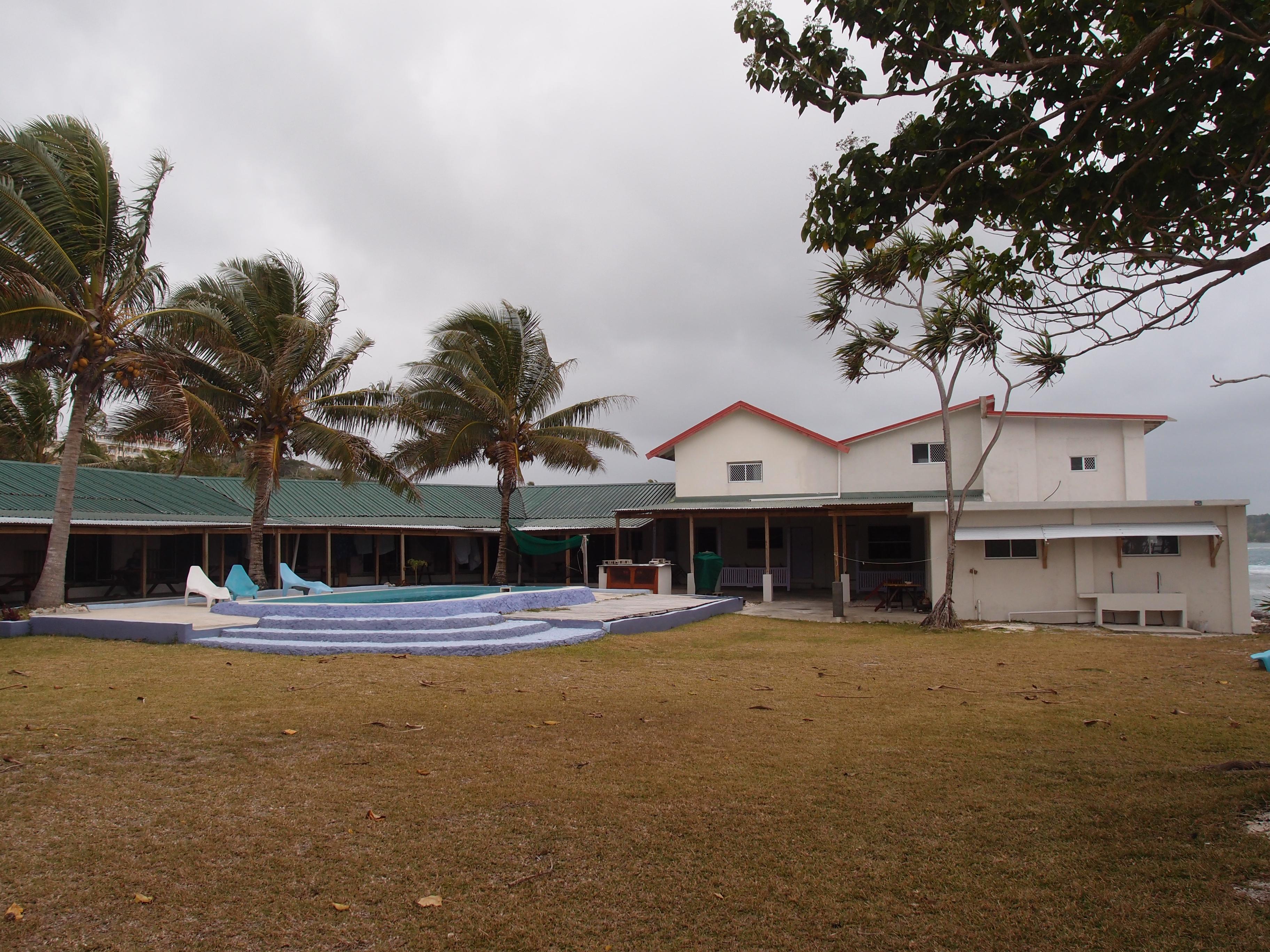 Наш мотель в Порт Вила