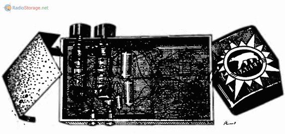 Вид на монтаж мультиметра