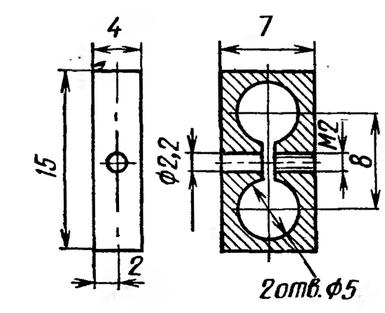 Конструкция обоймы
