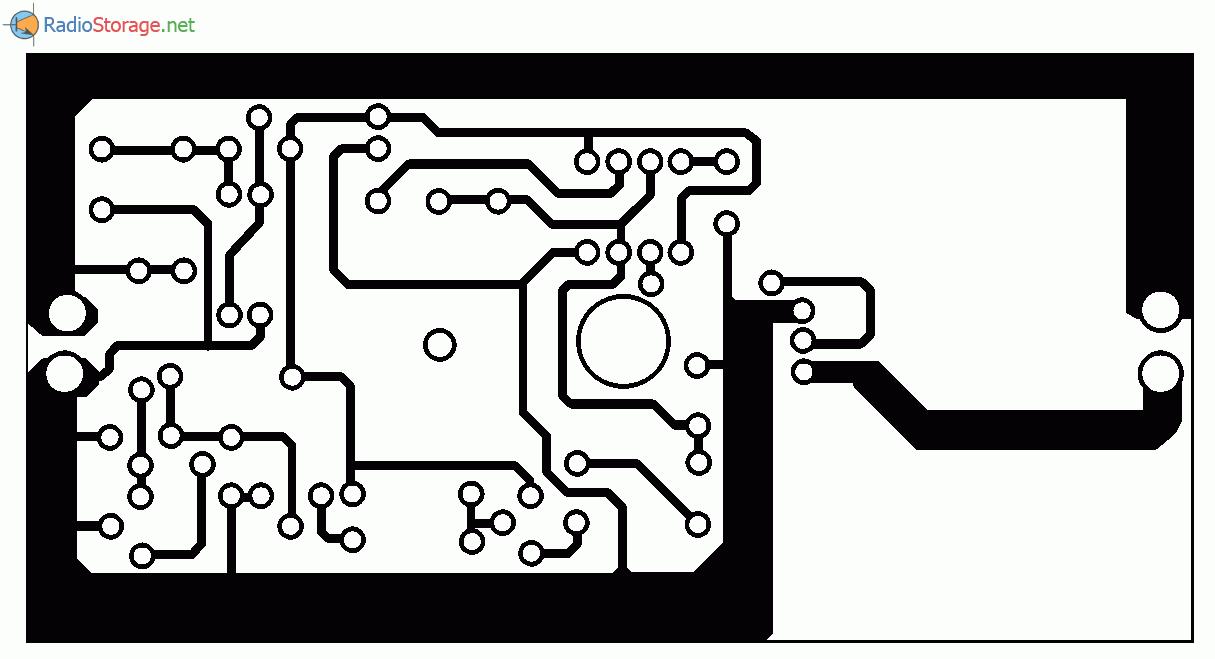 Регулятор яркости свечения галогеновых ламп, схема