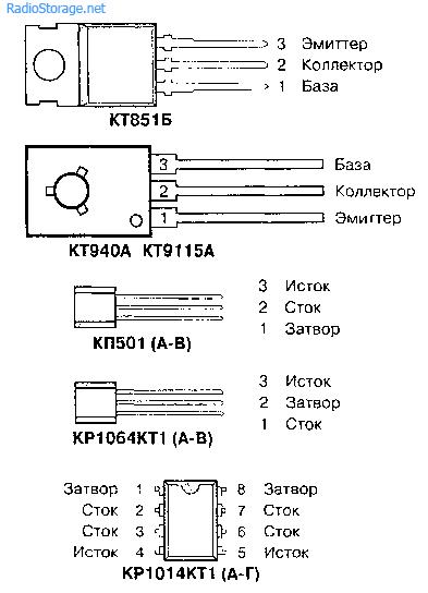 Автоматизированный ночник на ультраярких светодиодах