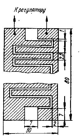 конструкция датчика влажности воздуха