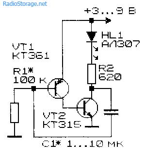 Схемы генераторов импульсов