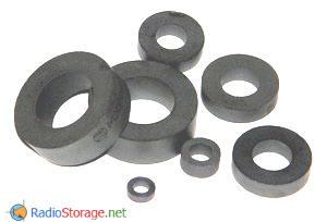 Ферритовые кольца для изготовления дросселя