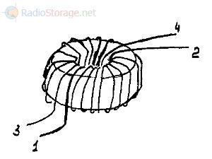 Как намотать дроссель для сетевого фильтра