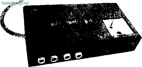 Внешний вид законченной конструкции корпуса универсального фильтра