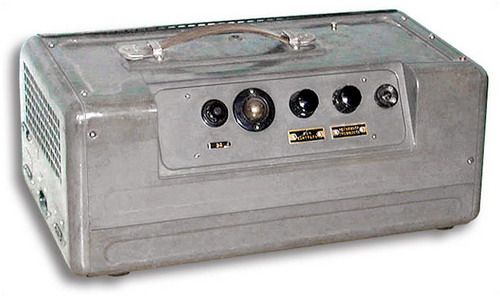 Ламповый усилитель 90У-2 (КУУП-56), схема