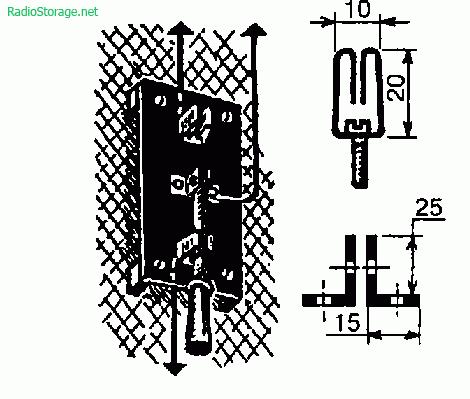 Конструкции радиоантенн для приема радиовещательных станций