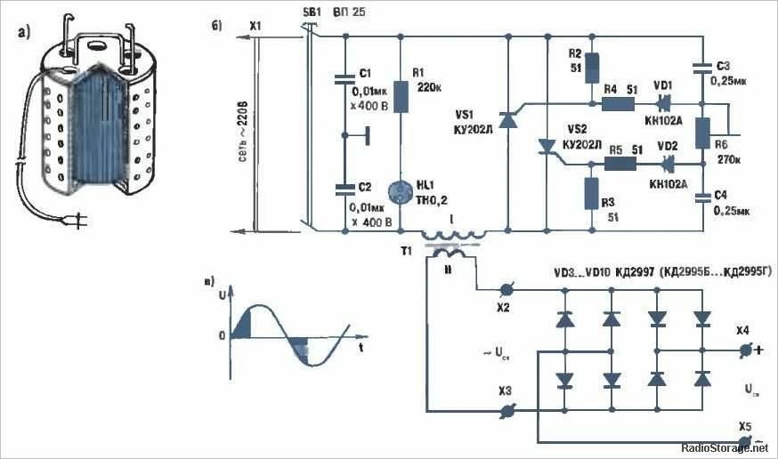 Сварочный аппарат из лабораторный автотрансформатора ЛАТР2