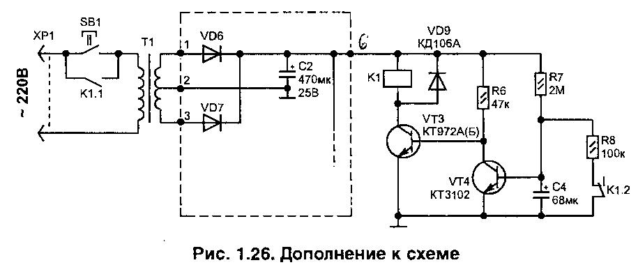 Музыкальный звонок с автоматической сменой мелодии на УМС8-08