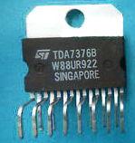 Внешний вид микросхемы TDA7376B