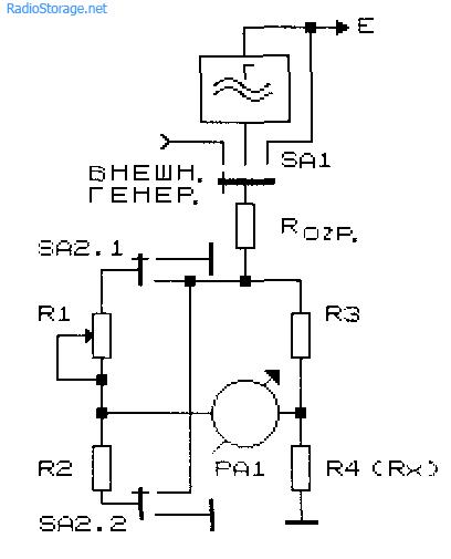 Линейно-инверсный мост и мост модулированного тока