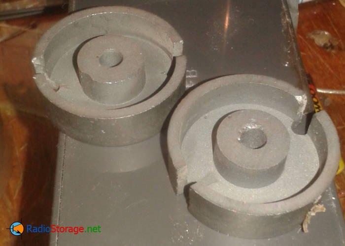 Ферритовые чашки для трансформатора
