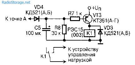 Устройство контроля ПДУ