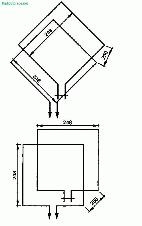 Конструкции антенн для радиолюбительских диапазонов