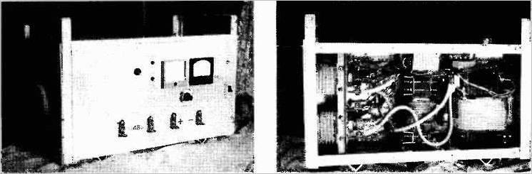 Три в одном - сварка, зарядное и пусковое устройство