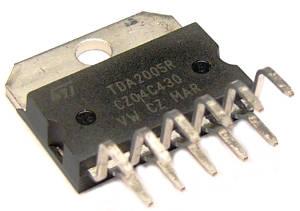 TDA2005 фото, корпус DBS11