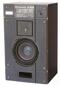 Колонки РадиотехникаS-30B