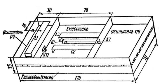 Конструкция корпуса конвертера