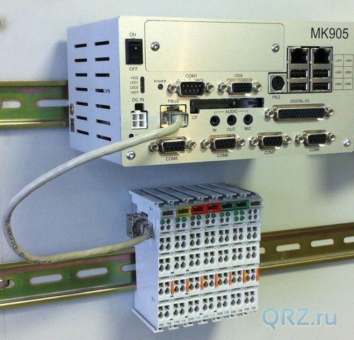 Программируемый логический контроллер Fastwel