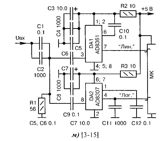 Амплитудные детекторы