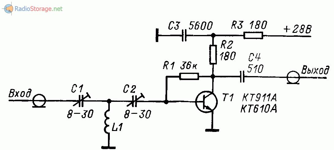 Антенны и антенные усилители УКВ диапазона (144МГц, 430МГц, 1296МГц)