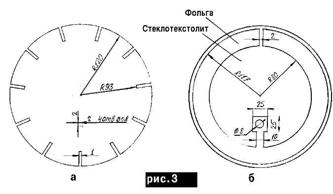 Конструкция поисковой катушки для металлоискателя с детектором на основе ФАПЧ