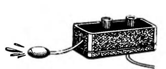 Простой самодельный УКВ приемник на одном транзисторе