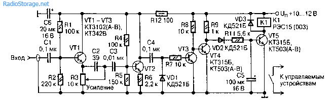 Автоматическое включение колонок для компьютера