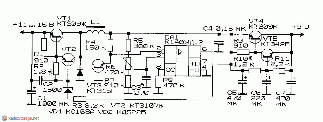 Микросхема импульсного стабилизатора напряжения сварочный аппарат кемпинг 202