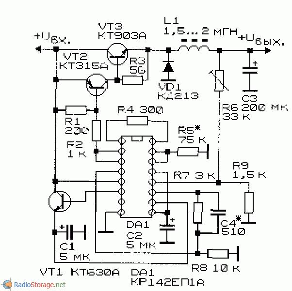 Импульсные устройства на микросхемах фото 594