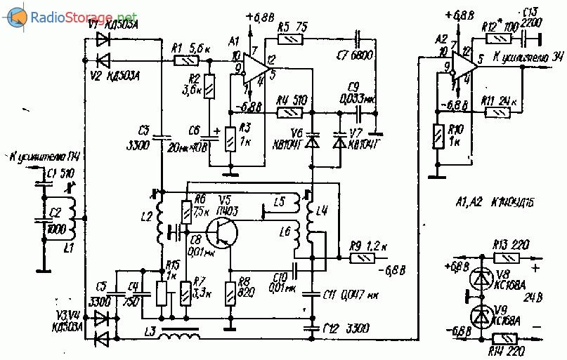 Синхронный AM детектор